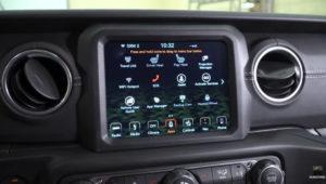 jeep jl console