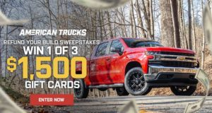 American trucks Thumbnail, Win Cash