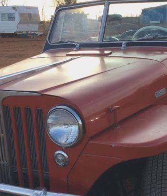 krawlzone Jeepster